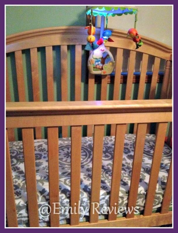 Liz And Roo Fine Baby Bedding Gray Suzani Crib Sheet