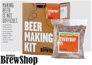 Brooklyn Brewshop Beer Kit
