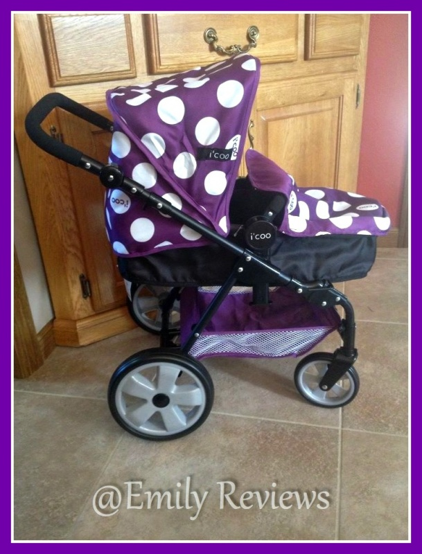 Doll Stroller High Chair Set I Coo Quot Grow With Me Quot Doll Stroller High  Chair