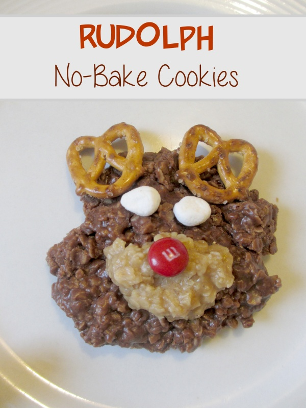 Rudolph Ornament No Bake Cookies Emily Reviews