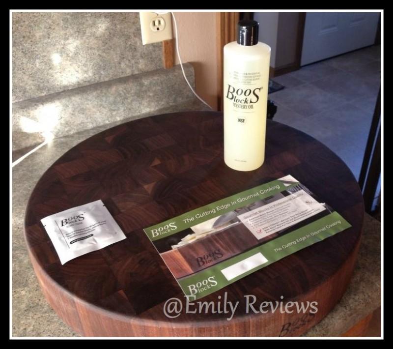 John Boos Walnut Round Cutting Board Review Giveaway Gift Idea For Men Women Us Canada 11 20