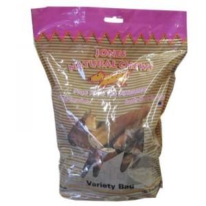 jones natural chews variety bag