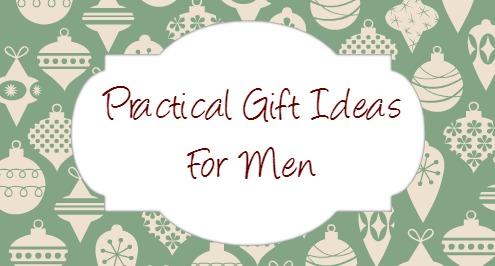 gift ideas for practical men