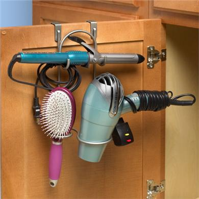 hair styling tools storage 10 storage solutions for small bathrooms emily reviews 5194