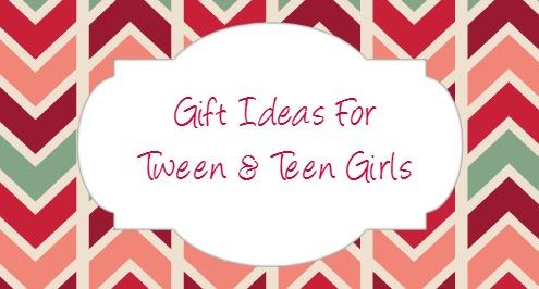 tween & teen gift ideas