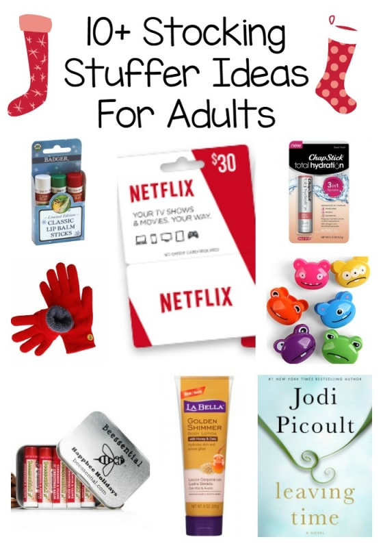 10 Stocking Stuffer Ideas For S Other Than Candy