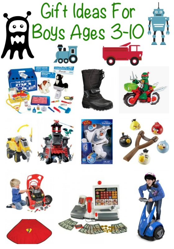 Christmas Toys For Boys : Christmas gift ideas for boys emily reviews
