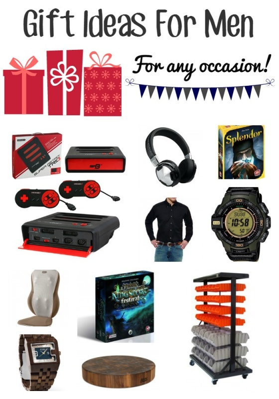 Holiday Gift Guide For Men | Emily Reviews