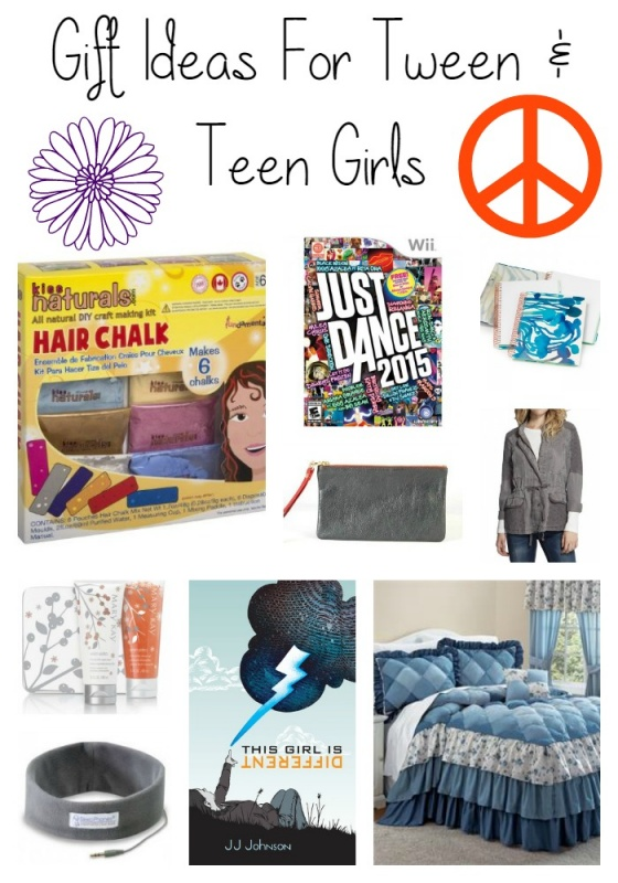 gift guide for tween girls and teen girls christmas gift ideas or would work for