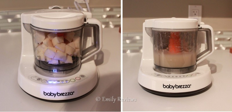 Baby Brezza Mealtime Made Easy With The One Step Baby