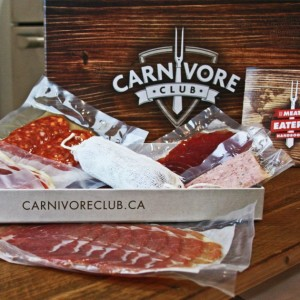 Carnivore Club meat lovers subscription box