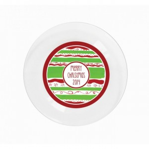 Create UR Plate festive decals for plates
