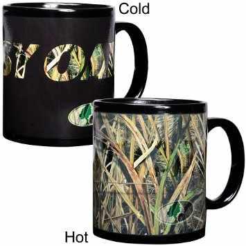 Havercamp hot camo color changing mug