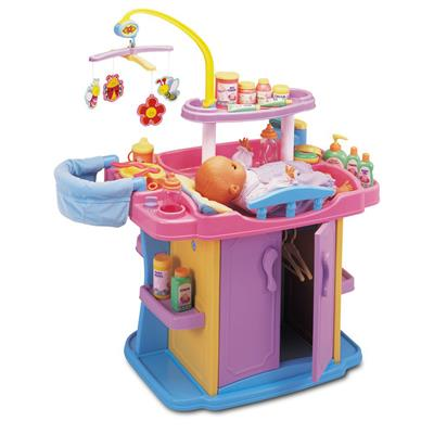 Barbie Kitchen Table