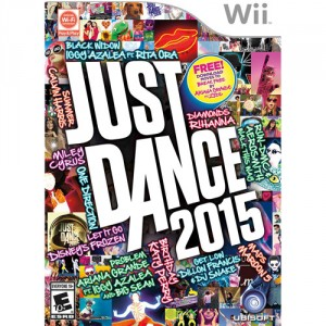Just Dance 2015 video game great gift idea for teens