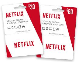 Netflix Karte