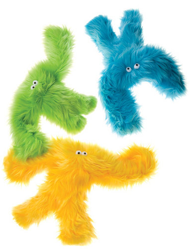 west paw design plush dog toys