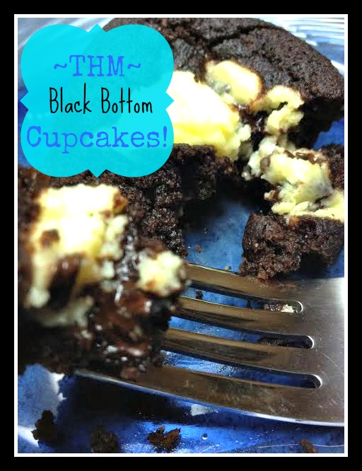 cupcakes, Trim Healthy Mama, Black bottom cupcakes, blackbottom cupcakes, THM, dessert, S, Delicious, sugar free
