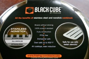 Frieling Black Cube Frying Pan Review Emily Reviews
