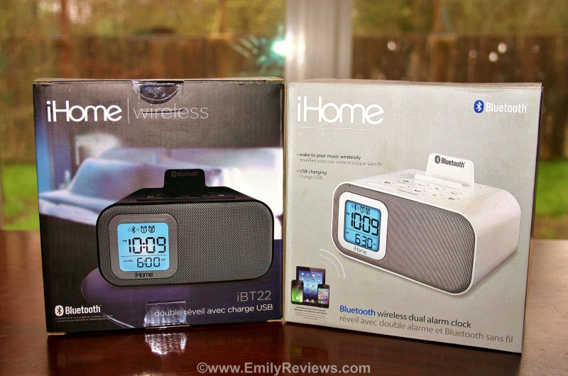ihome ibt22 docking station alarm clock review emily reviews rh emilyreviews com