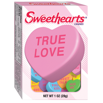 Valentine's Day Sweethearts Conversation Hearts Contest ...