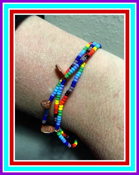 Bead Relief ~ Raise Awareness & Support Charitable Organizations  #Free2Luv