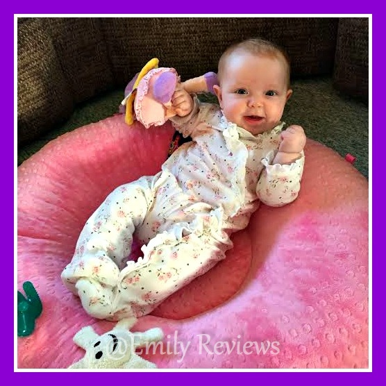 Pello Floor Pillow Review : Pello ~ Luxe Floor Pillow Review & Giveaway (US/Canada) 4/2 Emily Reviews