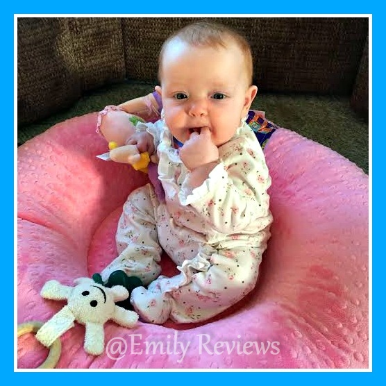 Pello ~ Luxe Floor Pillow Review & Giveaway (US/Canada) 4/2 | Emily ...