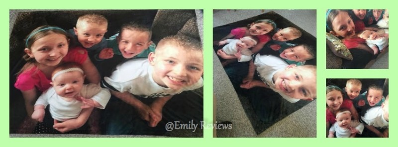 cvs pharmacy photo blanket  u0026 personalized photo card