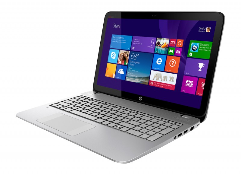 AMD FX APU – HP Envy Touchsmart Laptop