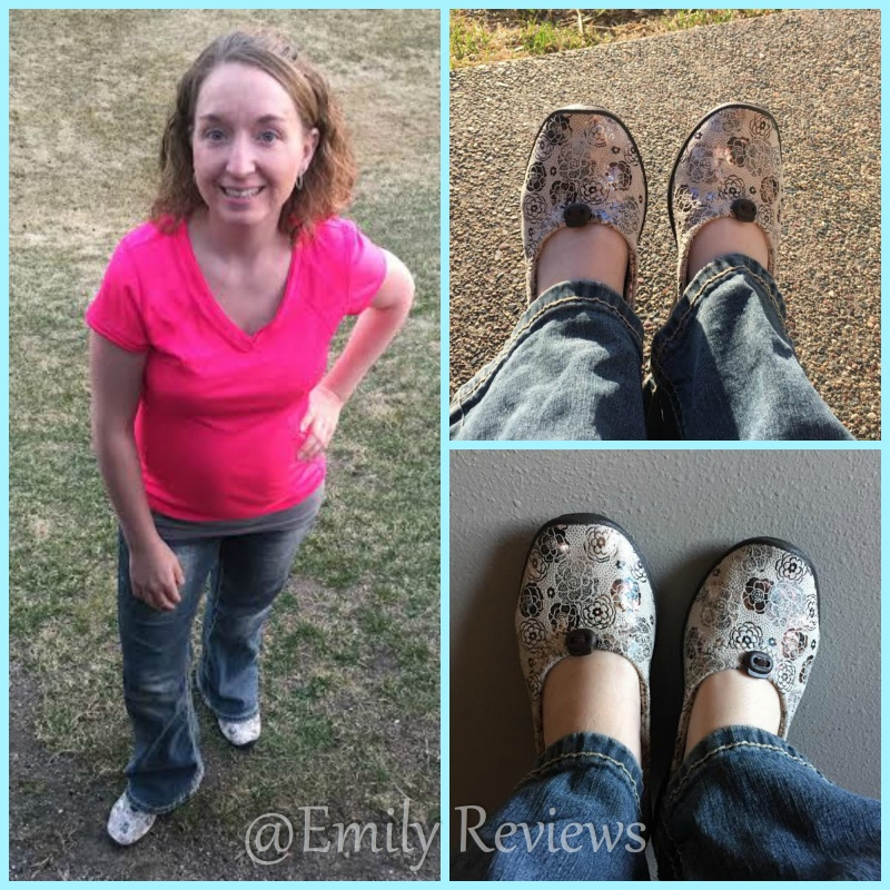 Arcopédico L14 Ballerina Flats Review & Mother's Day Giveaway (US) 5/2