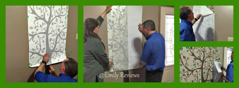 "Digiflare Graphics 6"" Tree Wall Decal #Family Tree Review & Giveaway (US) 4/26"