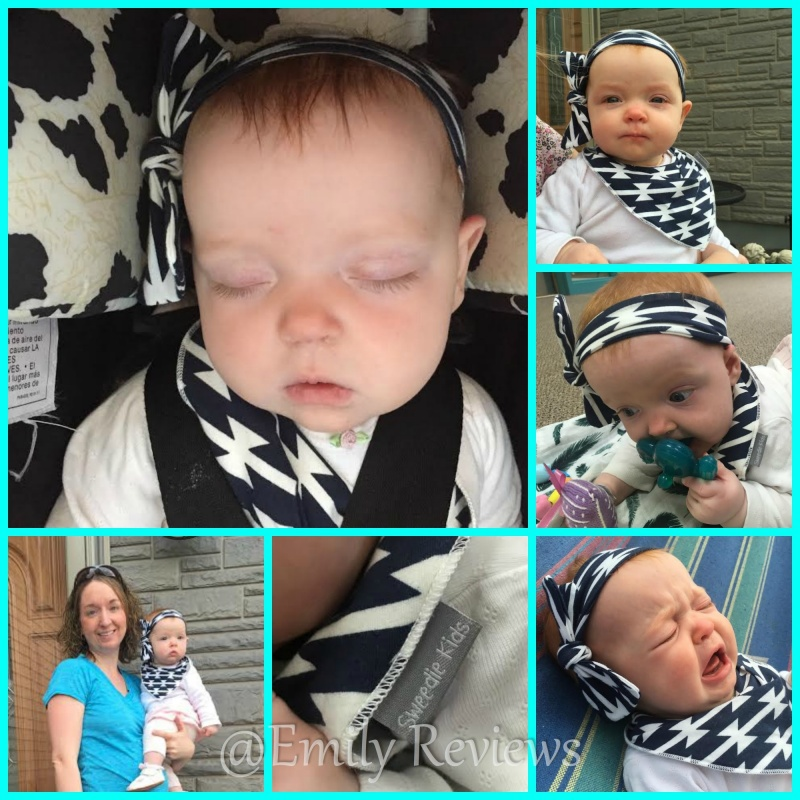 Sweedie Kids Bandanna Bibs Amp Knotted Headbands Review