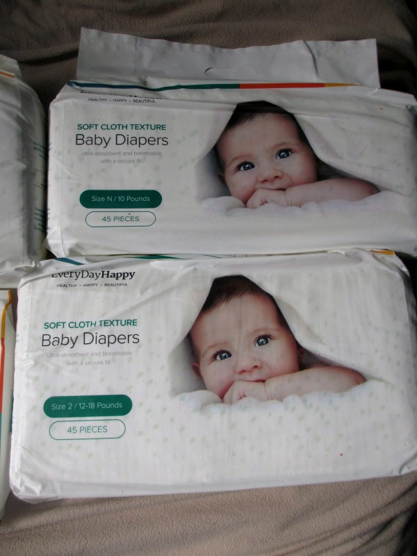 Everyday Happy Natural Diapers