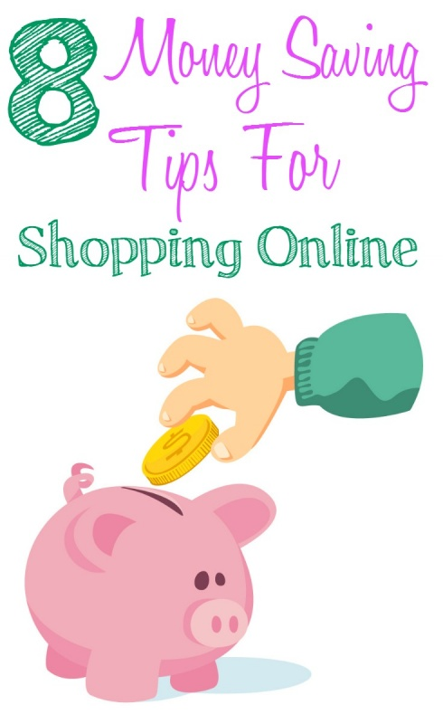 Save money shopping online