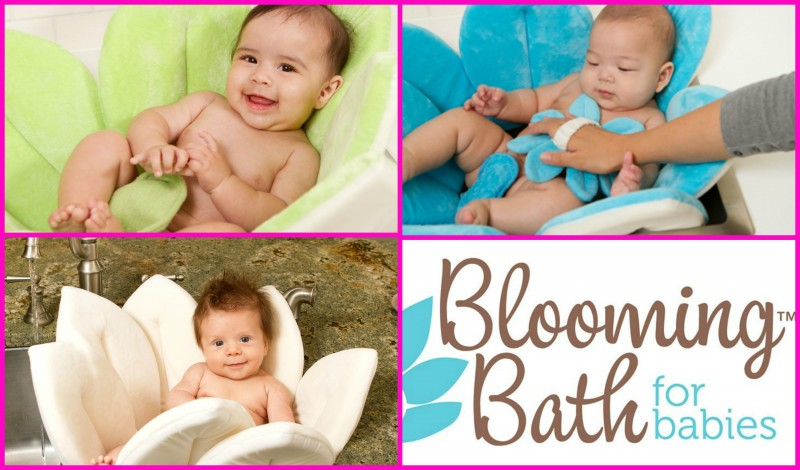 Blooming Bath For Babies ~ Baby Shower Must Have ~ | Emily Reviews
