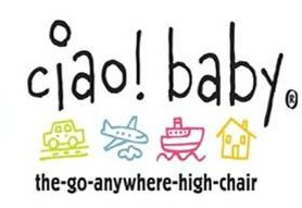 ciao baby the portable high chair - Ciao Portable High Chair