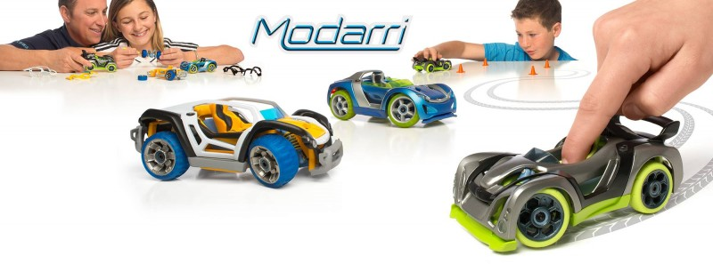 Modarri ~ Modular Toy Cars For All Ages Modarri Ultimate Toy Cars ~ X1 Camo ~ Review & Giveaway (US)