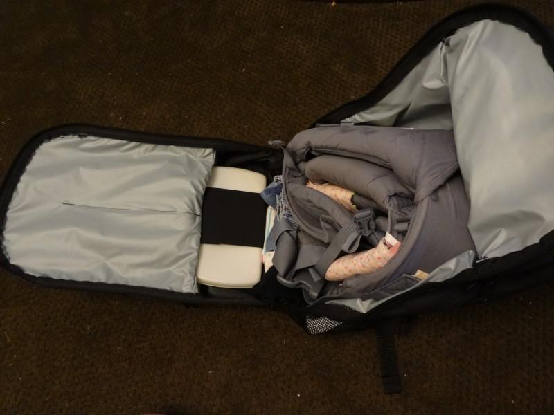 dadgear backpack diaper bag review emily reviews. Black Bedroom Furniture Sets. Home Design Ideas