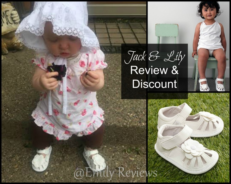 Jack & Lily ~ Layla Sandals ~ Review & Discount Code, Children's footwear, leather, flexible soles, healthy foot growth, soft sole, infant, Summer Sandals