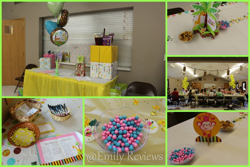 party city baby shower bonanza fisher price safari baby shower