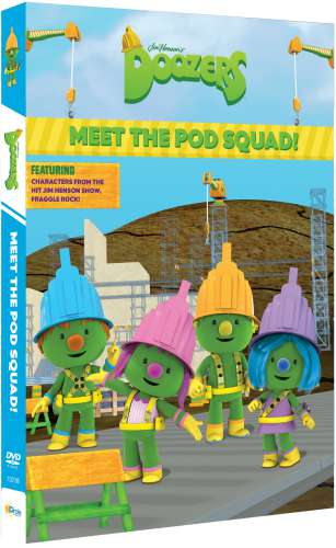 doozers meet the pod squad dvd ripper
