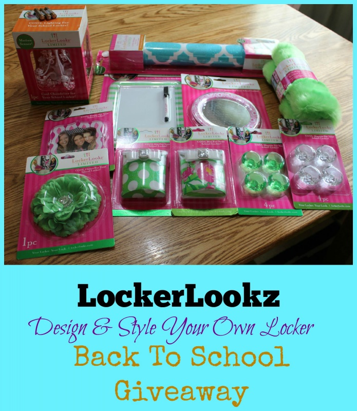 Lockerlookz Decorate Your Locker With Style Review