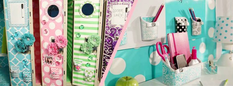 LockerLookz ~ Decorate Your Locker With Style! Review & Giveaway (US) 8/13