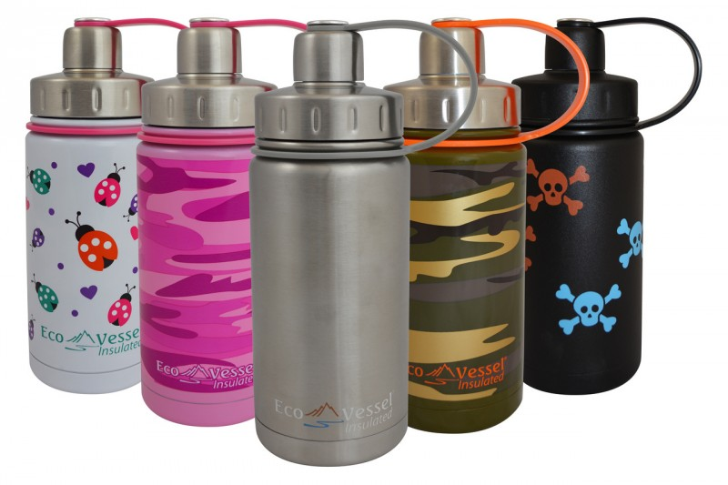 Eco Vessel ~ Get a TWIST For Back To School Hydration ~