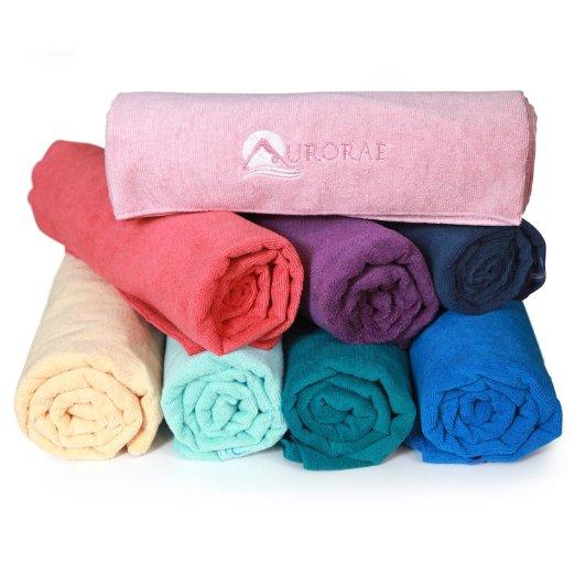 Aurorae Sport & Swim Microfiber Towel Review & Giveaway