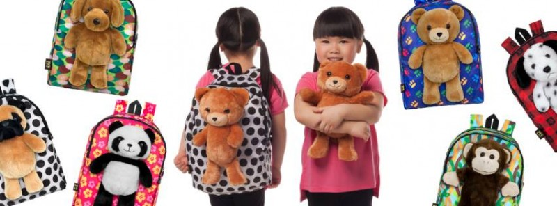 PetSac ~ Fun & Unique Backpacks For Kids petsac Pets, Backpack, Stuffed Animal, Back To School, parachute rip sack material, review, emily reviews