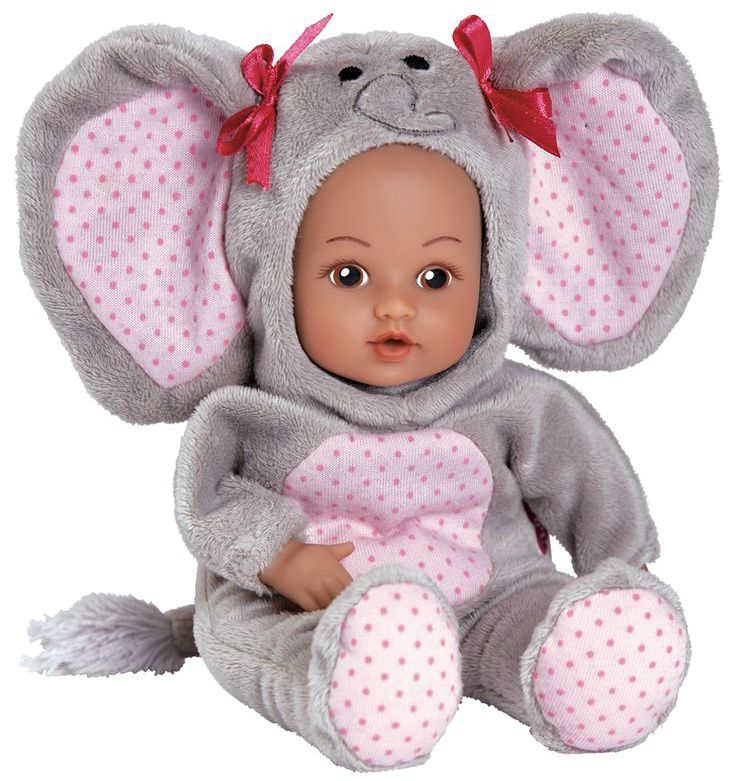 adora dolls Safari Time Pals - Elephant Baby