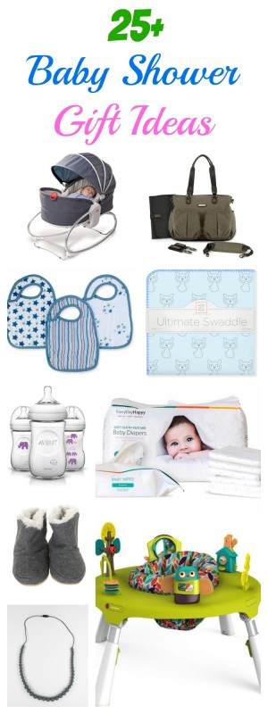 Baby Gift Exchange Ideas : Gift ideas for a baby shower emily reviews