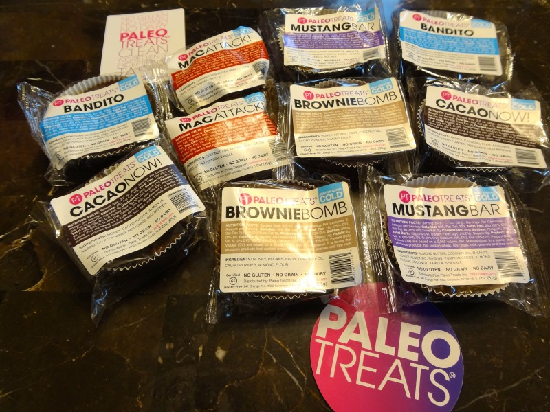 Paleo treats® snack review